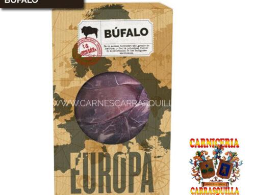 Solomillo de búfalo al estilo Búfalo Bill