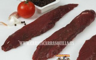 propiedades de la carne de canguro