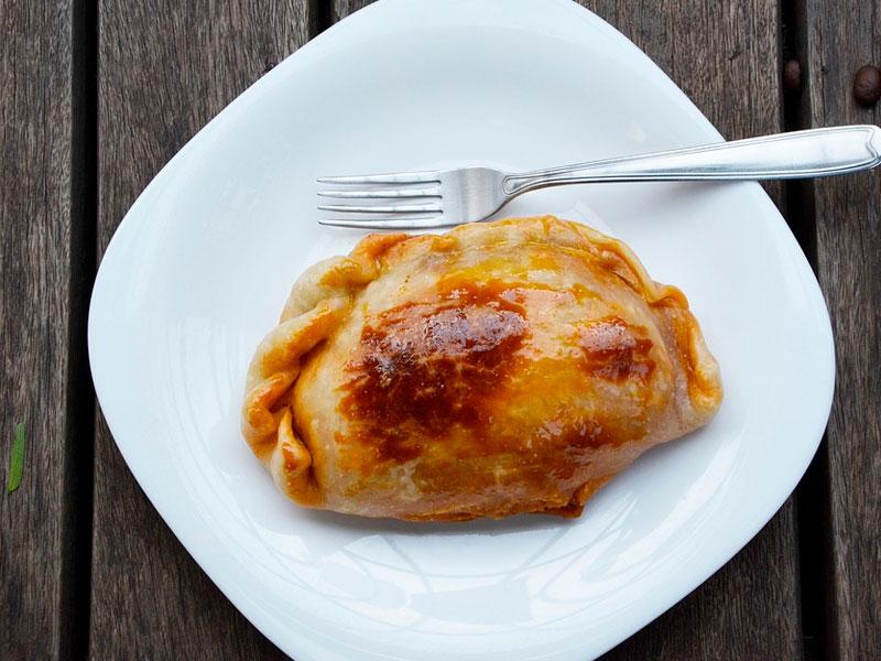 Empanadas de guanaco al estilo argentino - Carnes Carrasquilla