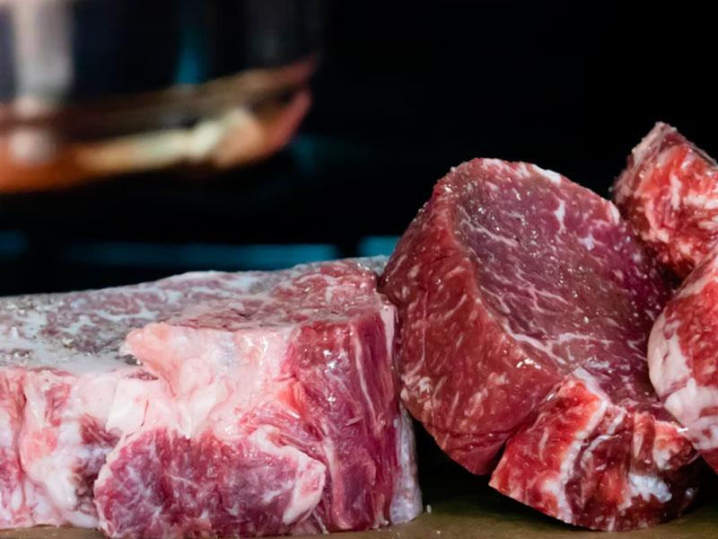 Marmoleado de la carne - Carnes Carrasquilla